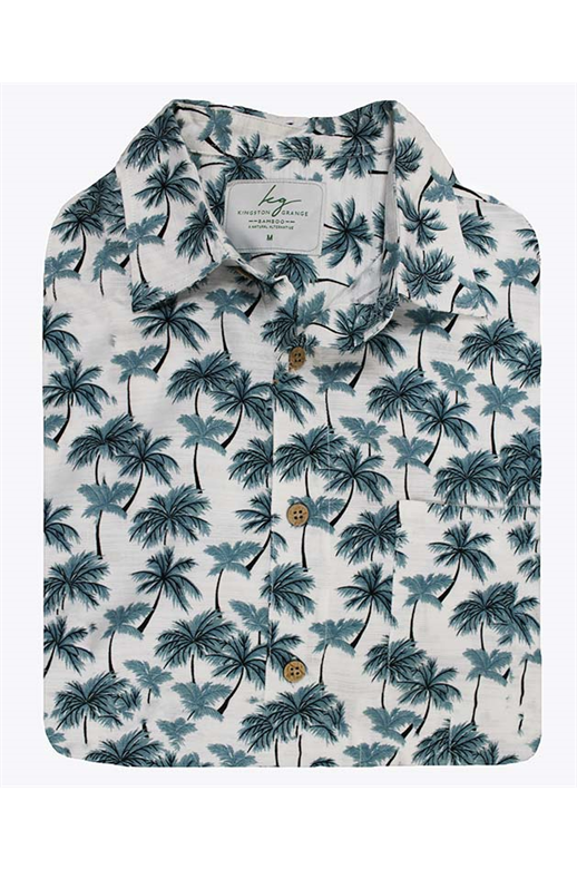 Kingston Grange Shirt S/S Bamboo