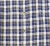 Classified Man Shirt S/S Linen Check