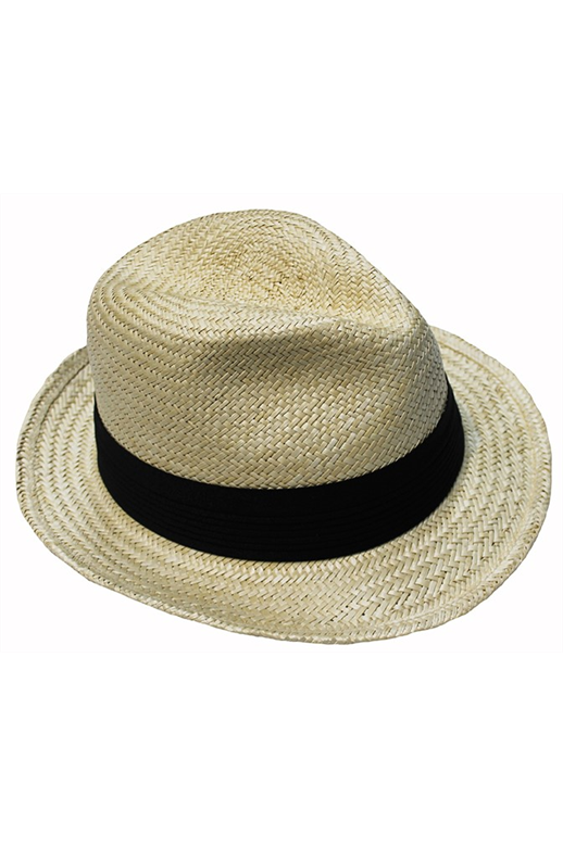 Hills Hats The Strand Palm Straw