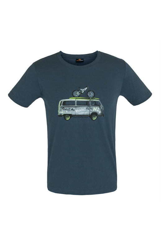 Global Culture Kombi Adventure Mens Tee