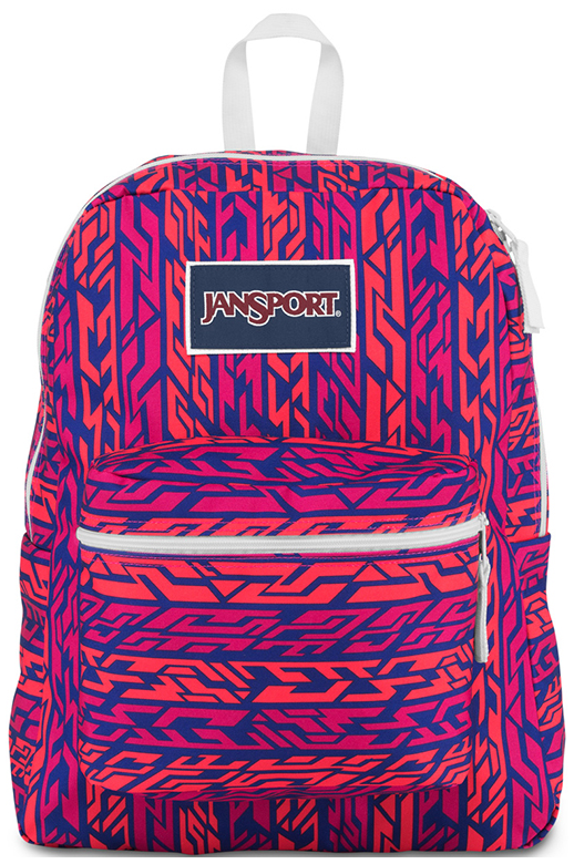 Jansport Overexposed - Cyber Pink Rock