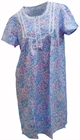 Givoni Nightie S/S Print Cotton