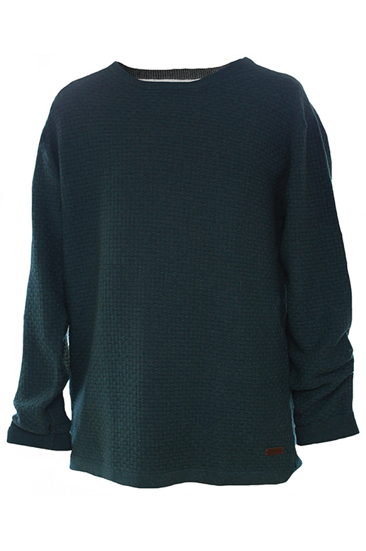 Chester St Amazon Pullover Textured