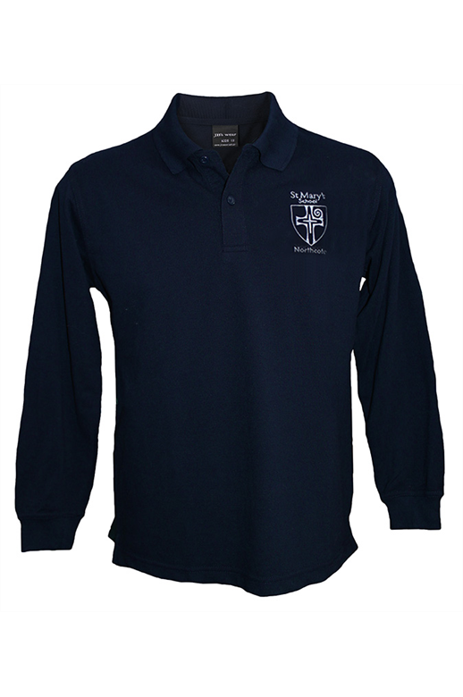 St Mary's Northcote L/S Polo