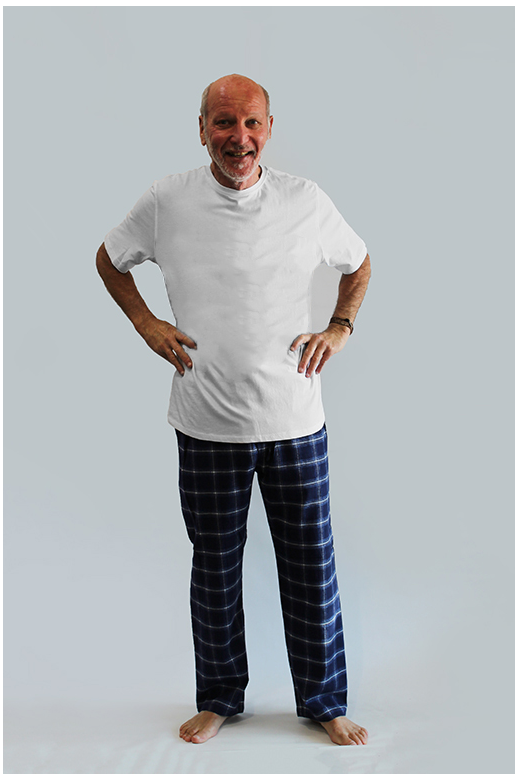 Summit PJ Pants Cotton Flannelette Check