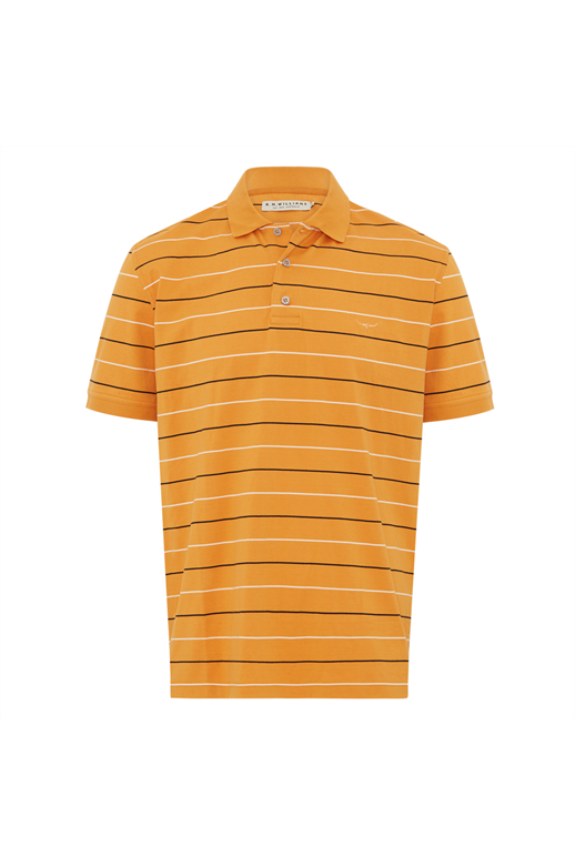 RMW Rod Polo Narrow Stripe