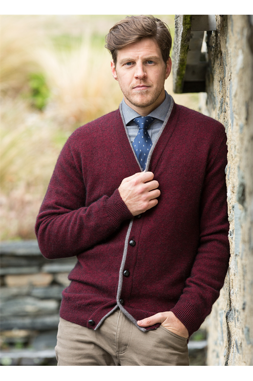 Noble Wilde Mens Kent Cardigan