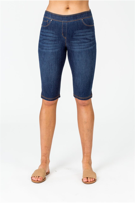 Classified Short De-Luxe Denim