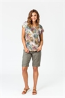 Classified Top Luxe Jungle Print