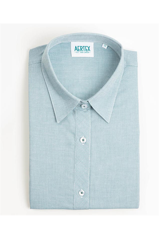 Aertex Shirt S/S Plain