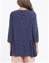 Elm Top L/S Liberty Print